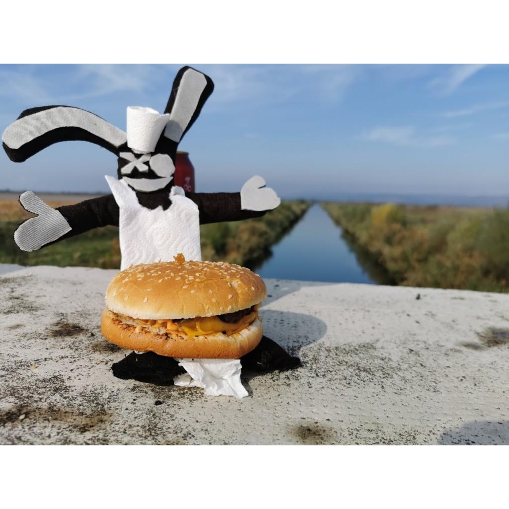Csatorna, hamburger, haleső - Őszi kalandozás a Rabbit Dam Team-mel 12