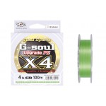 YGK – G-soul X4 Upgrade PE