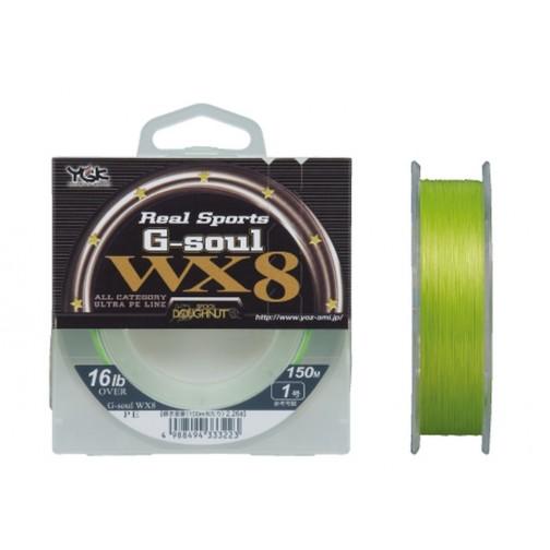 YGK - Real Sports G-soul WX8 2